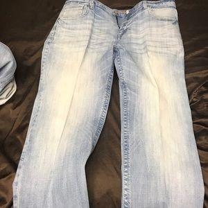 Men's BKE Tyler jeans 40x33